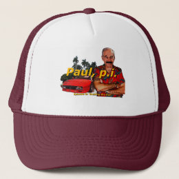 Ron Paul P.I. Episode 9: 'Busting the fed' trucker Trucker Hat