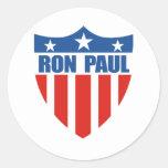 Ron Paul para el presidente (12) Etiqueta