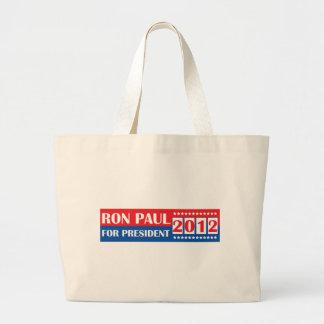 Ron Paul para el presidente 2012 Bolsa