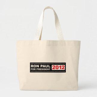 Ron Paul para el presidente 2012 Bolsas