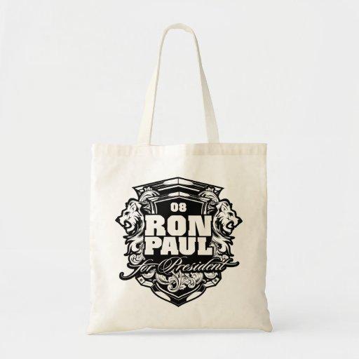 Ron Paul para el presidente Bolsas