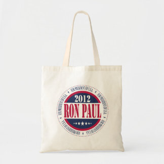 Ron Paul para el presidente Bolsas De Mano