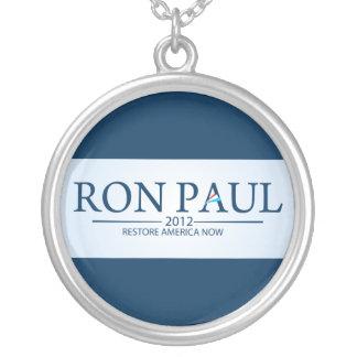 Ron Paul para el presidente Pendiente Personalizado