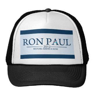 Ron Paul para el presidente Gorras De Camionero