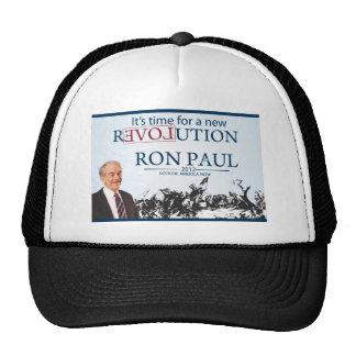Ron Paul para el presidente Gorros Bordados