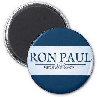 Ron Paul para el presidente Iman Para Frigorífico