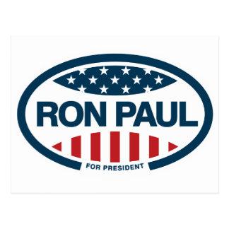 Ron Paul para el presidente Tarjetas Postales