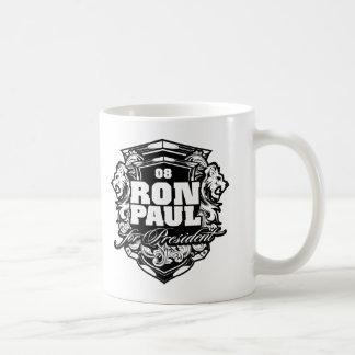 Ron Paul para el presidente Taza De Café