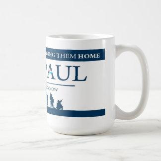 Ron Paul para la taza de café del presidente 2012