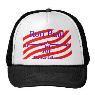 Ron Paul para las estrellas y Lin de presidente St Gorras