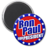 Ron Paul para presidente Magnet Imanes
