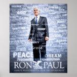 Ron Paul para siempre Poster