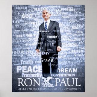 Ron Paul para siempre Póster