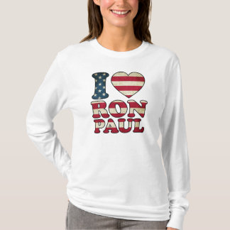 Ron Paul Patriotic T-Shirt