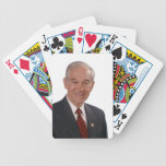 Ron Paul Playing Cards