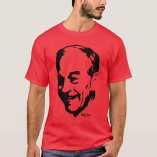 Ron Paul Portrait Tee