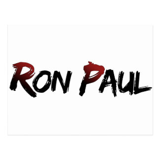 Ron Paul!!!! Postcard