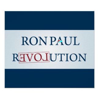 Ron Paul Print