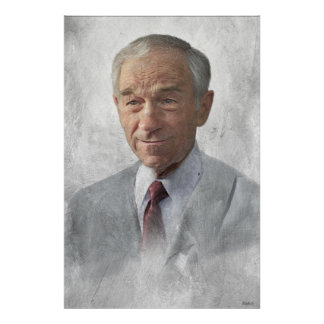 Ron Paul Póster