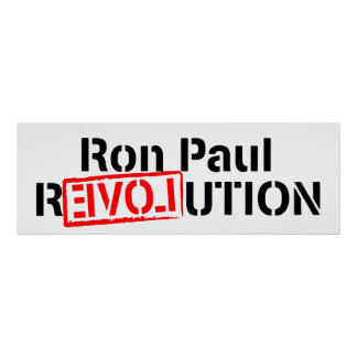 Ron Paul Poster Banner