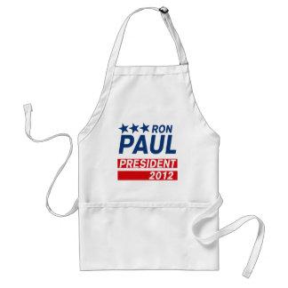 Ron Paul President 2012 Campaign Gear Apron