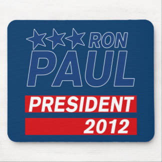 Ron Paul President 2012 Campaign Gear Mouse Pad