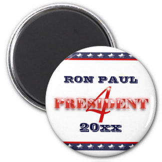 Ron Paul president 2012 CUSTOMIZE 2 Inch Round Magnet