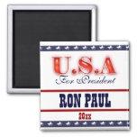 Ron Paul president 2012 CUSTOMIZE Fridge Magnets