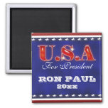 Ron Paul president 2012 CUSTOMIZE Refrigerator Magnets