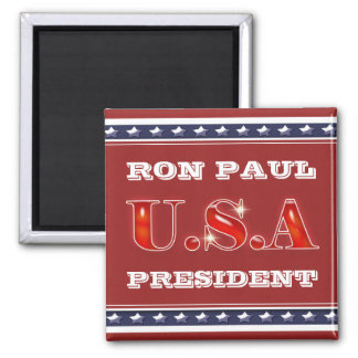 Ron Paul president 2012 CUSTOMIZE Magnets