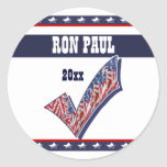 Ron Paul president 2012 CUSTOMIZE Sticker