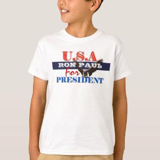 Ron Paul president 2012 CUSTOMIZE T-Shirt