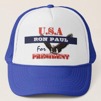 Ron Paul president 2012 CUSTOMIZE Trucker Hat