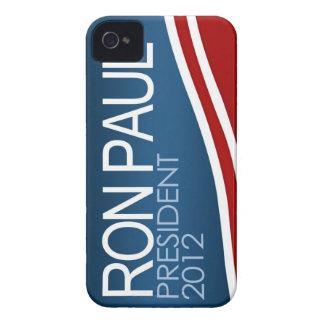 Ron Paul President 2012 - iPhone Case iPhone 4 Case-Mate Case
