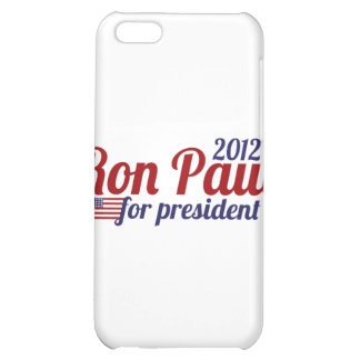 Ron Paul President 2012 Case For iPhone 5C
