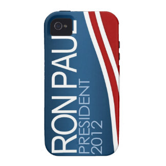 Ron Paul President 2012 iPhone Case iPhone 4 Covers