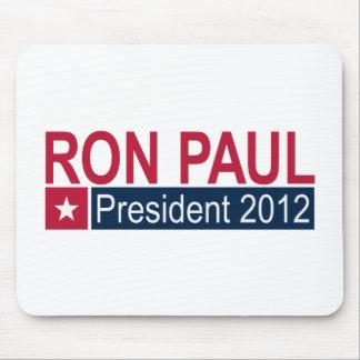 Ron Paul President 2012 Mousepads