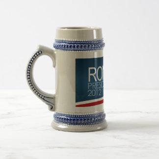 Ron Paul President 2012 18 Oz Beer Stein