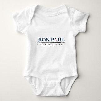 Ron Paul President 2012.png Baby Bodysuit