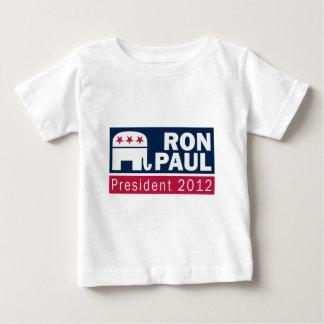 Ron Paul President 2012 Republican Elephant Tees