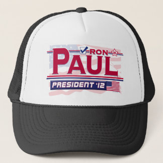 Ron Paul President 2012 Trucker Hat