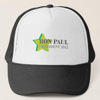 RON-PAUL-PRESIDENT TRUCKER HAT