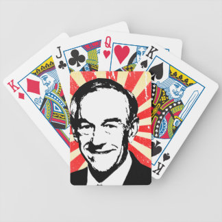 Ron Paul Propaganda Bicycle Playing Cards