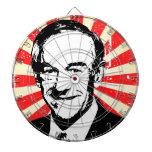 Ron Paul Propaganda Dartboard With Darts