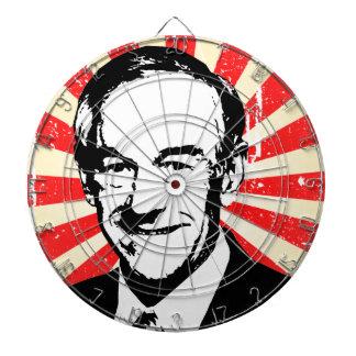 Ron Paul Propaganda Dartboards