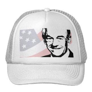 Ron Paul Propaganda Trucker Hat