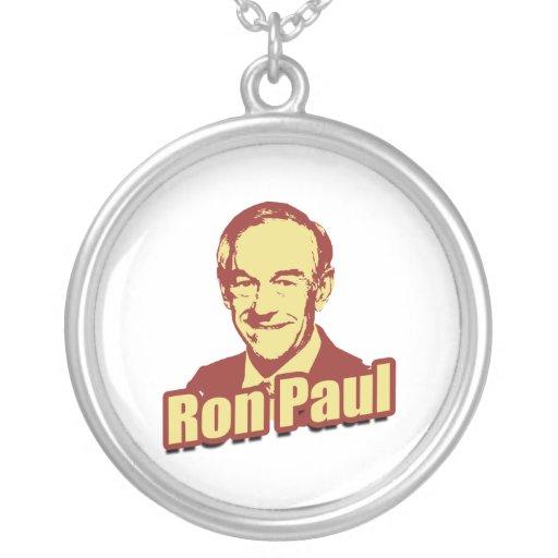 RON PAUL Propaganda Poster Jewelry