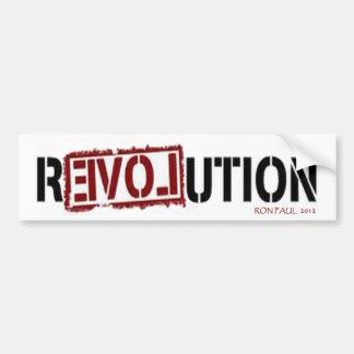 Ron Paul R3VOLUTION Bumper Sticker
