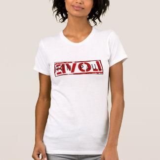 Ron Paul - reflexión de la camiseta del amor