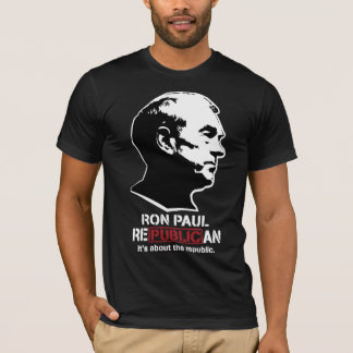 Ron Paul RepublicanT-Shirt T-Shirt